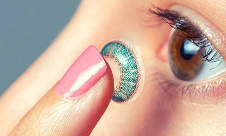 لنز هوشمندی که علائم حیاتی بدن را اندازه می گیرد!