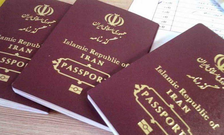 چرا پاسپورت ایرانی بیاعتبار شد؟