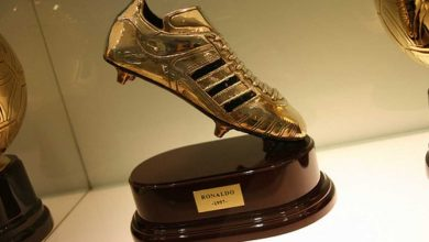 تمامی برندگان کفش طلای اروپا تا به امروز