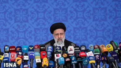ابراهیم رییسی در اولین نشست خبری رییس جمهور منتخب
