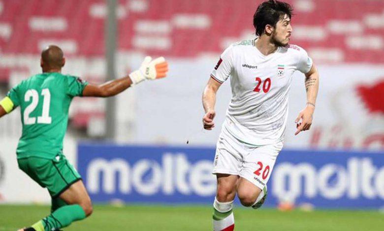 پیروزی شیرین تیم ملی فوتبال ایران برابر بحرین