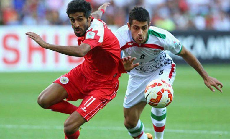 تیم ملی فوتبال ایران و تیم ملی فوتبال بحرین