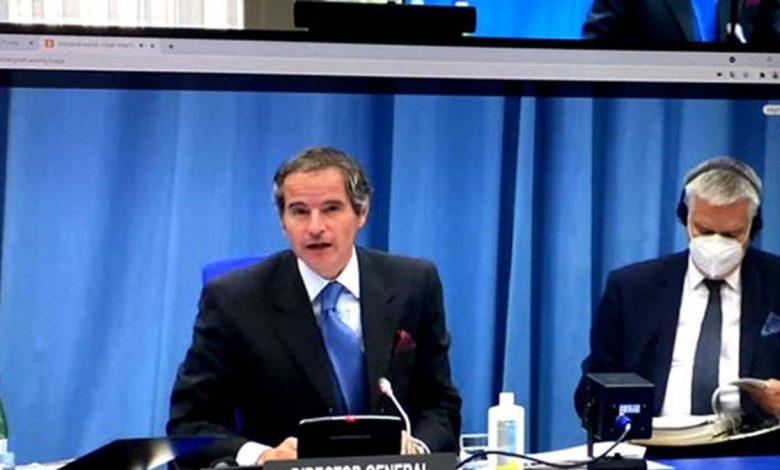 رافائل گروسی علیه ایران بیانیه صادر کرد