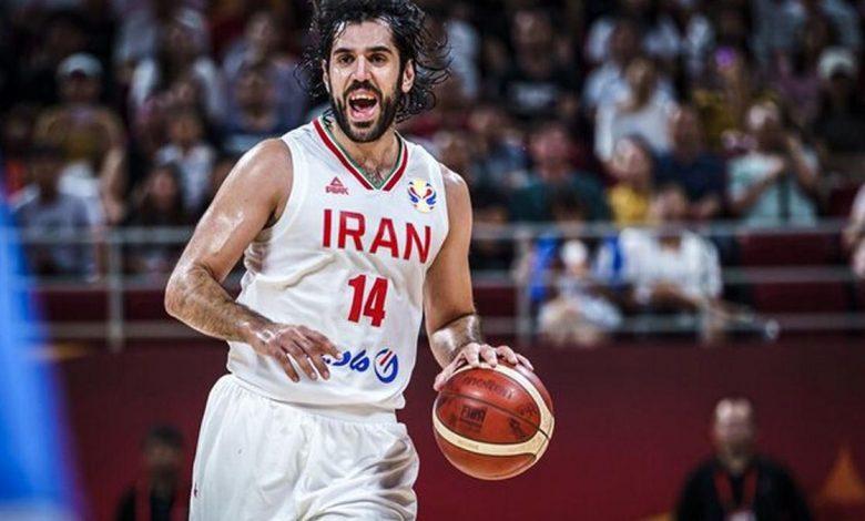 صمد نیکخواه بهرامی پرچمدار کاروان ایران در المپیک توکیو شد