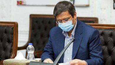عبدالناصر همتی به رئیسی تبریک گفت