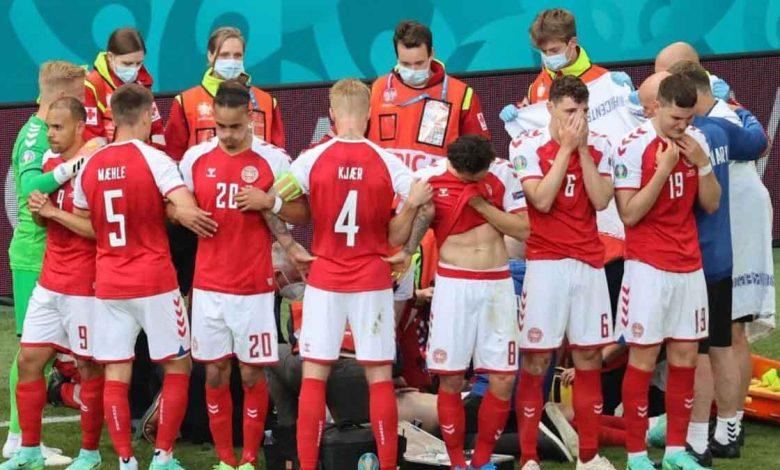 کریستین اریکسن، هافبک تیم ملی فوتبال دانمارک