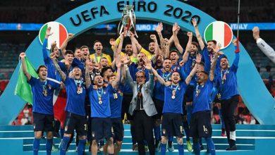 ایتالیا قهرمان یورو 2020