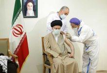 تزریق دُز دوم واکسن ایرانی کرونا به رهبر انقلاب