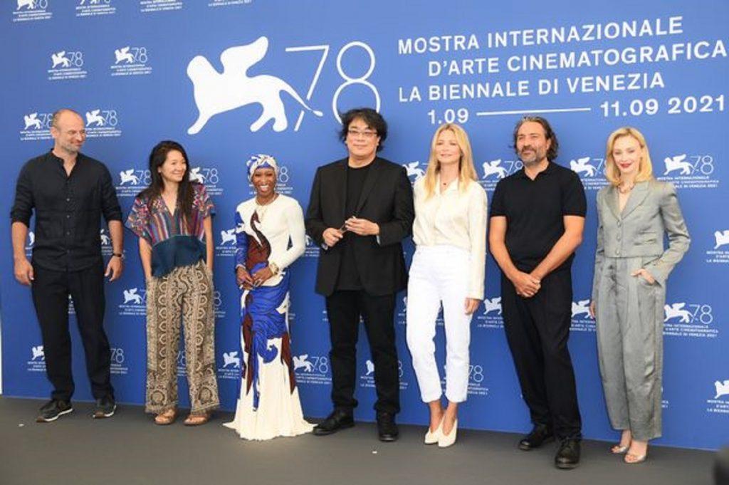 هیات داوران جشنواره فیلم ونیز ۲۰۲۱