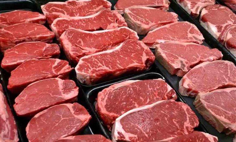 قیمت گوشت در ۲۲ مهر ۱۴۰۰