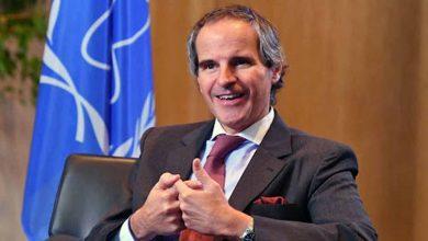 رافائل گروسی در راه ایران
