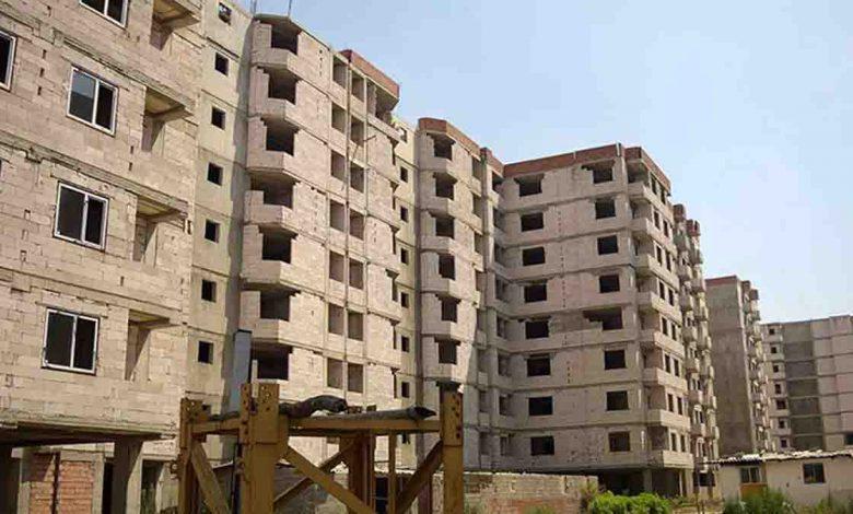 کاهش ساخت و ساز مسکن در تهران
