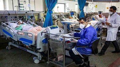 آمار کرونا در ایران ۲۹ مهر ۱۴۰۰